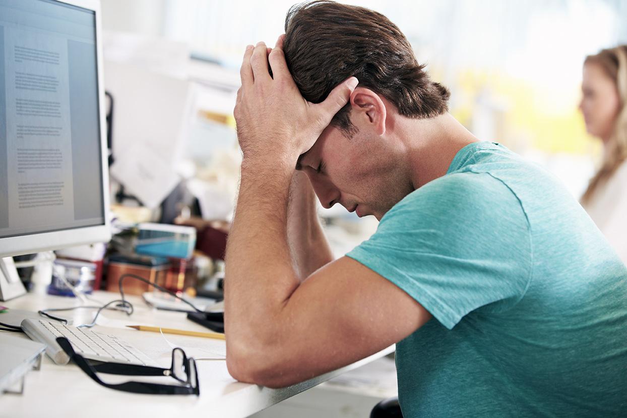 Medarbetare uppgiven över ljudmiljön på kontoret